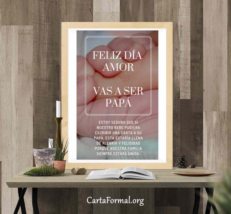 Carta Para Papá Te Enseño A Escribir La Mejor Carta Para El Día